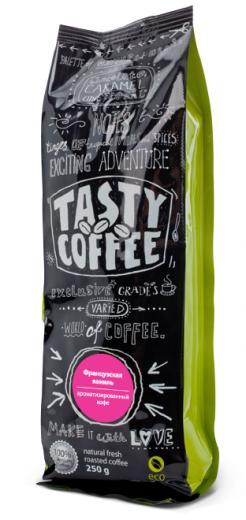 Бразилия Сантос - кофе фасованный (250 г)