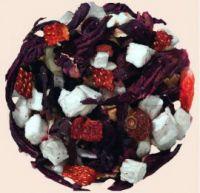 Клубничный зефир - смесь фруктовая (фруктовый чай)