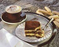 Тирамису -десертный кофе в зернах