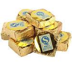 Золотой квадратик - Шу Пуэр - элитный китайский чай пуэр