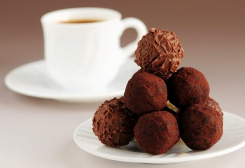 Трюфель - десертный кофе в зернах