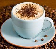 Капучино - десертный кофе в зернах