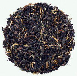 Чай с чабрецом - китайский черный чай с натуральным ароматизатором.