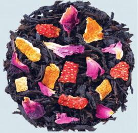 Изысканный вкус  - черный чай с Оолонгом и натуральными ароматизаторами.