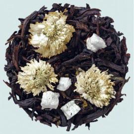Мастер и Маргарита   - смесь зеленого и черного чая с натуральными растительными ароматизаторами.
